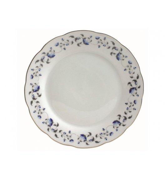 DOMOTTI IRYS Talerz obiadowy 23 cm / porcelana / 63161