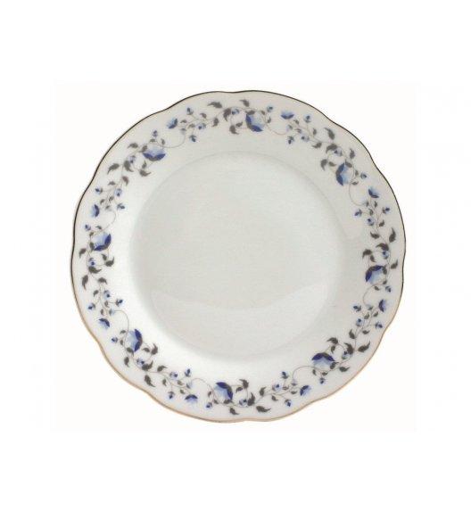 DOMOTTI IRYS Talerz deserowy 18 cm / porcelana / 63162