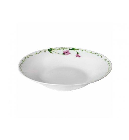 DOMOTTI PRESILLA Talerz głęboki 20,5 cm / porcelana / 63203