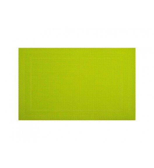 AMBITION FUSION FRESH Mata stołowa 30 x 45 cm / prostokątna / zielona / 21259