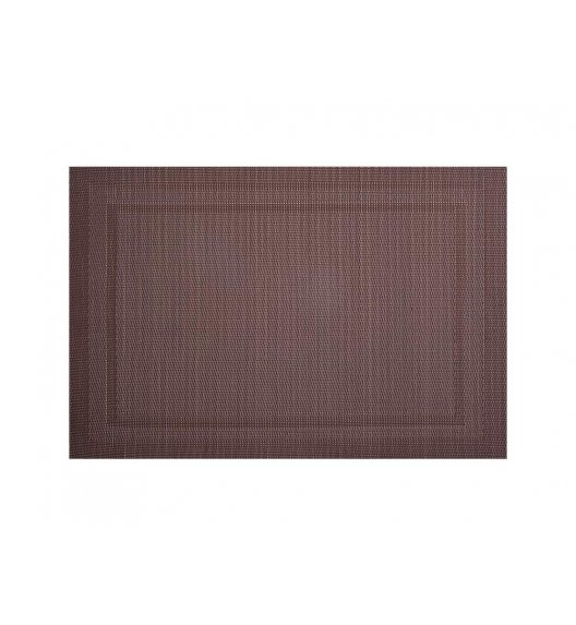 AMBITION FUSION FRESH Mata stołowa 30 x 45 cm / prostokątna / taupe / 21260