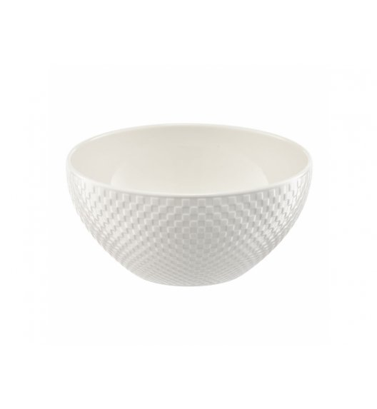 AMBITION NORDIC Salaterka 15,5 cm / kremowa / porcelana