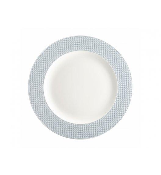 AMBITION NORDIC Talerz deserowy 21,5 cm / niebieski / porcelana