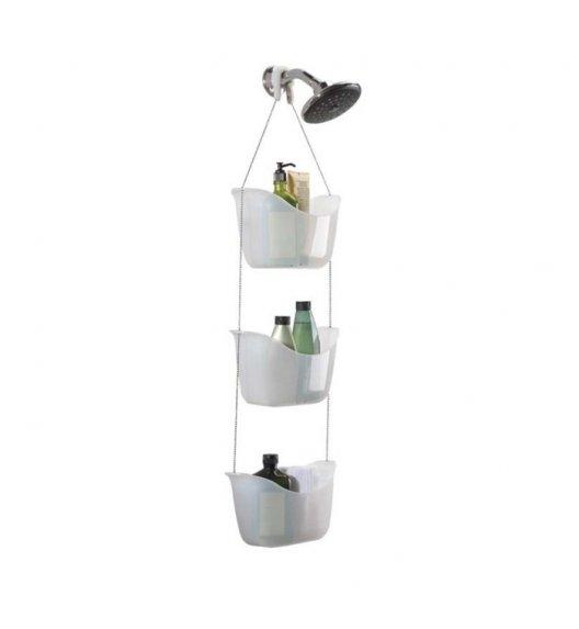 UMBRA BASK SHOWER Organizer pod prysznic 27,9 cm / biały