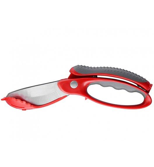AMBITION EDDIE Nożyczki do szatkowania / czerwone / 80282