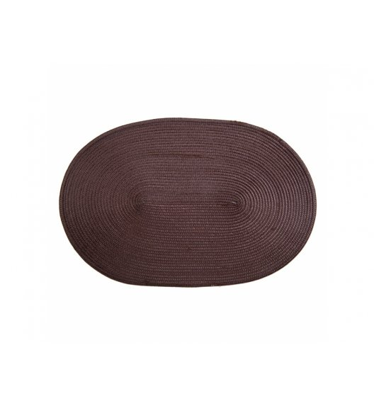 AMBITION FUSION FRESH Mata stołowa 30 x 45 cm / owalna / taupe / 21267