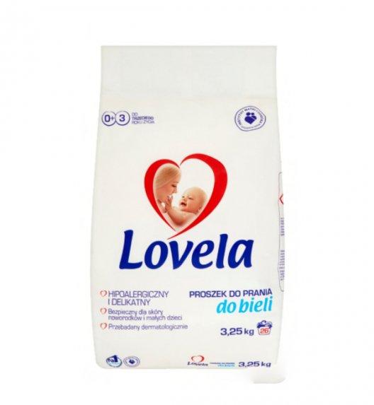 LOVELA Hipoalergiczny proszek do prania białego 3,25 kg / 26 prań