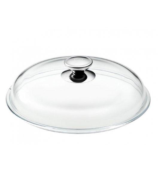 AMBITION LOREN Pokrywa żaroodporna Ø28 cm / szkło wysokiej jakości / 36915