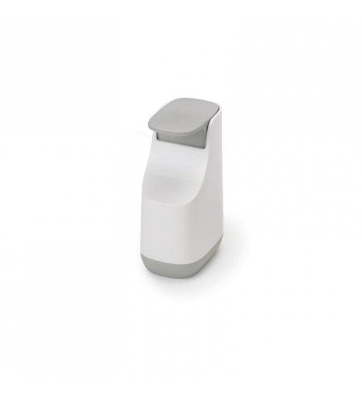 JOSEPH JOSEPH SLIM Pojemnik na mydło z dozownikiem 350 ml / szary / tworzywo sztuczne