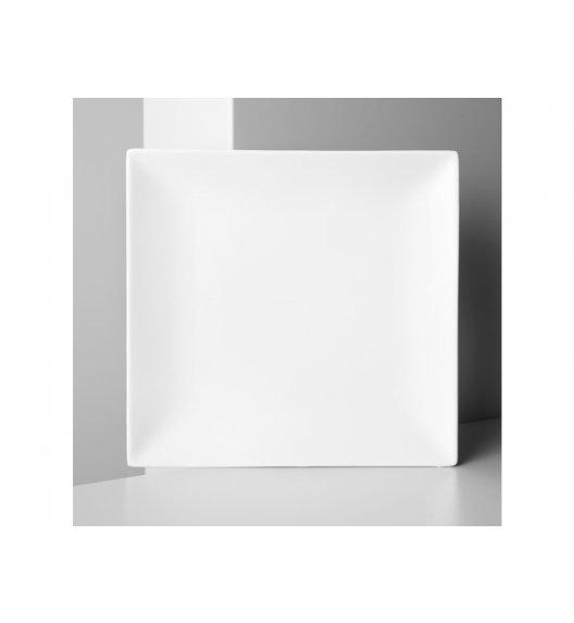 AMBITION PORTO Talerz deserowy 18 x 18 cm / porcelana