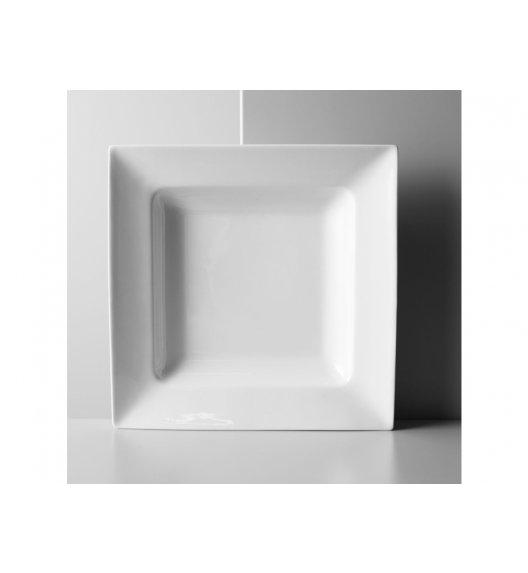 AMBITION PORTO Talerz głęboki 22,5 x 22,5 cm / porcelana