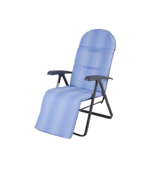 PATIO GALAXY PLUS Fotel / krzesło ogrodowe z podnóżkiem / H016-11PB