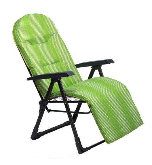 PATIO GALAXY PLUS Fotel / krzesło ogrodowe z podnóżkiem / H016-12PB