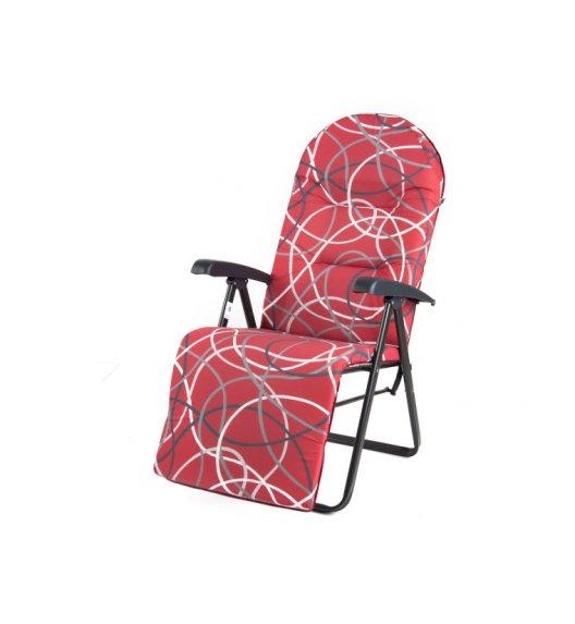 PATIO GALAXY PLUS Fotel / krzesło ogrodowe z podnóżkiem / H011-03PB