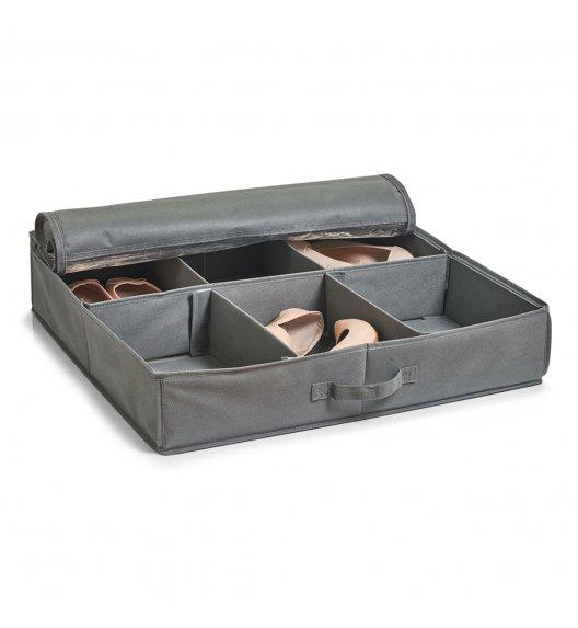 ZELLER Organizer do przechowywania obuwia  60 x 60 x 13 cm / szary