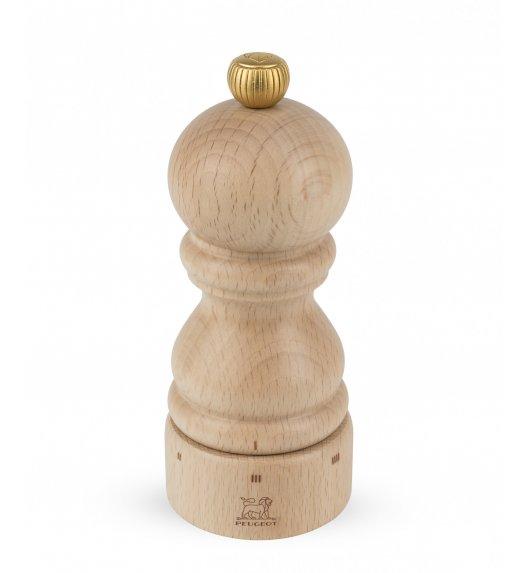 PEUGEOT PARIS Młynek do pieprzu 12 cm / naturalny / drewno