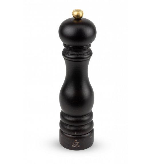 PEUGEOT PARIS Młynek do soli 22 cm / czekoladowy / drewno