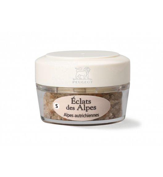 PEUGEOT ECLATS DES ALPES Sól z Alp Austriackich w pojemniczku 38 g