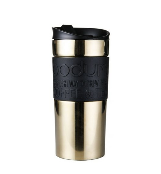 BODUM Kubek termiczny 350 ml / złoty / Btrzy