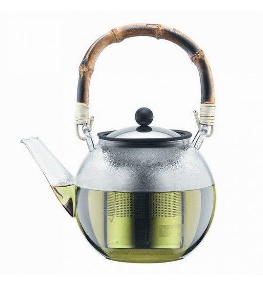 BODUM ASSAM Dzbanek / zaparzacz do herbaty 1,0 l / szkło / Btrzy