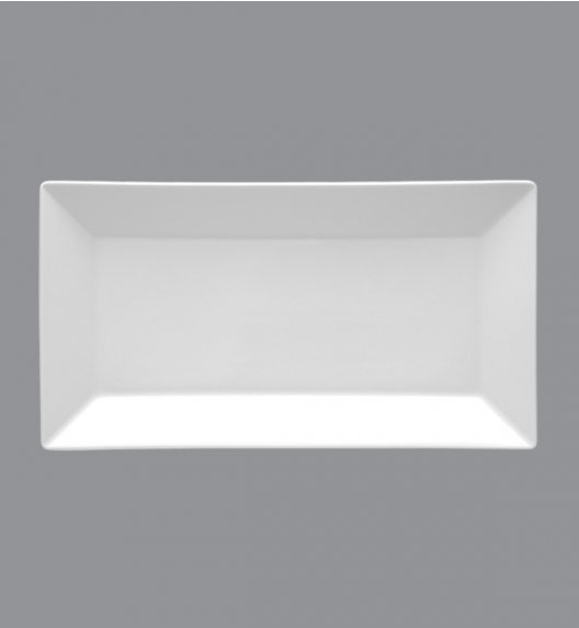 LUBIANA CLASSIC Półmis / półmisek 33 x 18 cm / porcelana