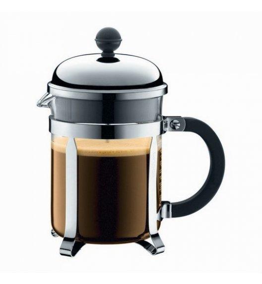 BODUM CHAMBORD Zaparzacz do kawy 0,5 l / szkło / Btrzy