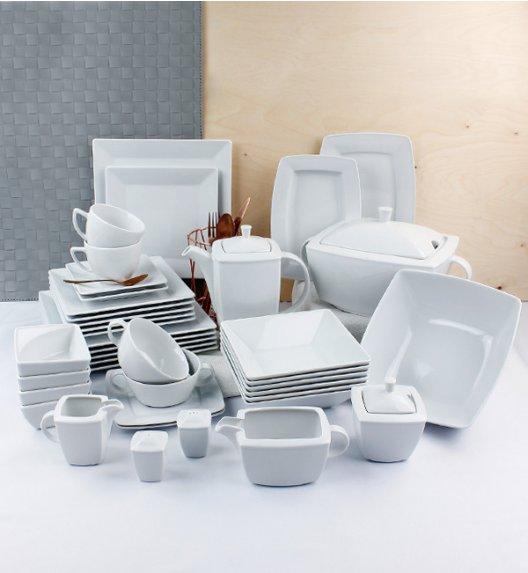LUBIANA CLASSIC Serwis obiadowo-kawowy 24 os / 196 el / Porcelana + GRATIS 49 ZŁ!