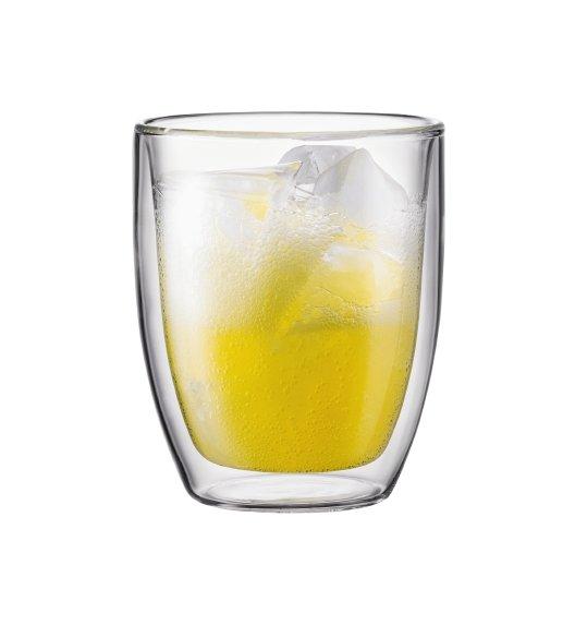 BODUM BISTRO Komplet 2 szklanek 0,45 l / podwójne ścianki / Btrzy