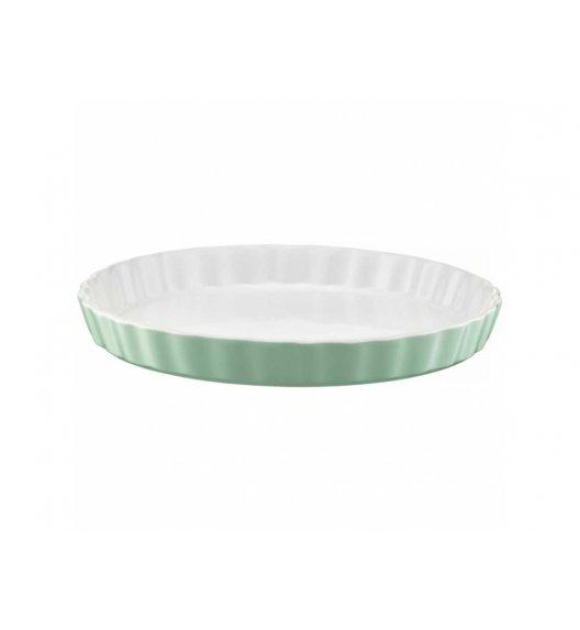 AMBITION GINGER Forma ceramiczna na tartę Ø24 cm / miętowa / 39117
