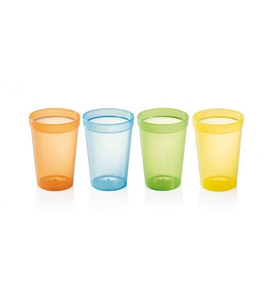 TESCOMA MY DRINK Komplet 4 kubków 250 ml / tworzywo sztuczne