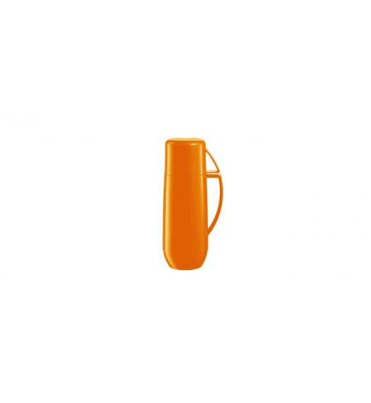 TESCOMA FAMILY COLORI Termos z kubkiem 0,5 L / pomarańczowy /  tworzywo sztuczne