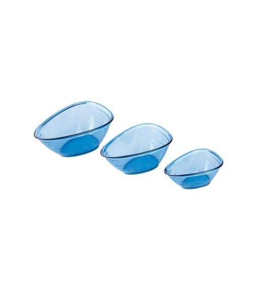 TESCOMA PRESTO Zestaw 3 miarek / lejków / niebieskie / tworzywo sztuczne