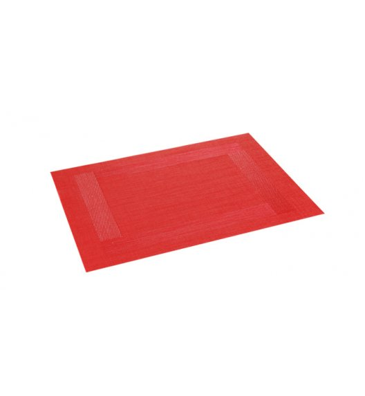 TESCOMA FLAIR Podkładka prostokątna  45 x 32cm czerwona
