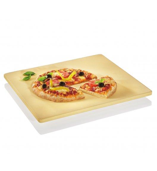 WYPRZEDAŻ! KUCHENPROFI Kamień do pieczenia pizzy na nóżkach 40,5 x 35,5 cm / FreeForm