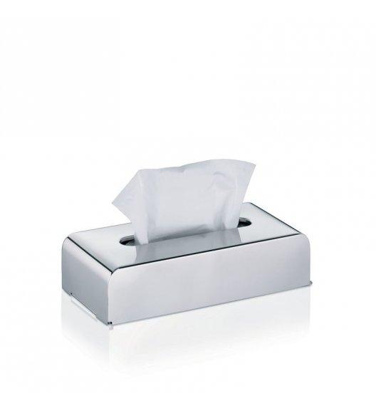 WYPRZEDAŻ! KELA FABER Pojemnik na chusteczki higieniczne / stal nierdzewna / FreeForm