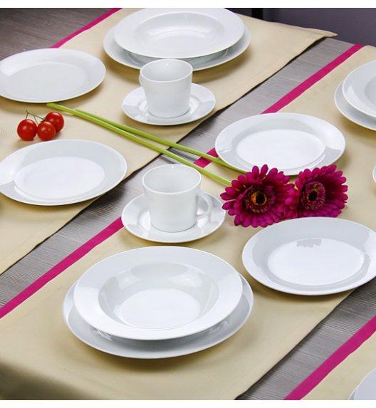 ARZBERG CLASSICO Niemiecki serwis obiadowo-kawowy + Lubiana 32 el / 6 os / porcelana + GRATIS!