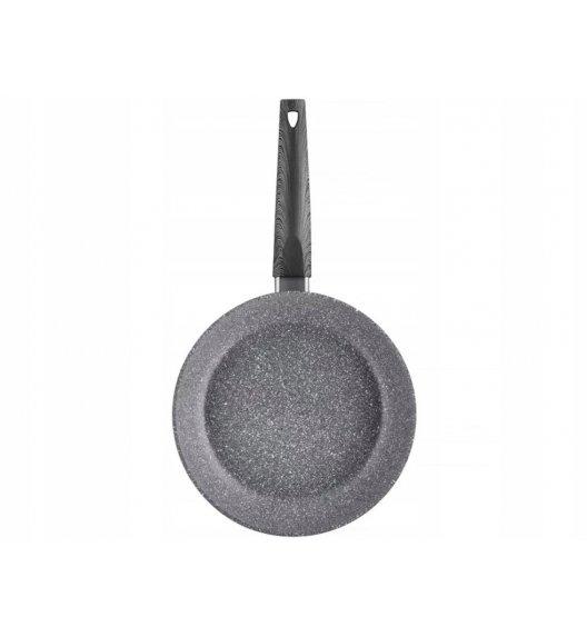 AMBITION LOFT Patelnia z powłoką Qualum Basic Stone 24 cm / indukcja / 22862