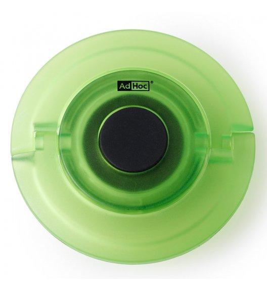 ADHOC CHAMP Korek do szampana 8,2 cm / zielony / tworzywo sztuczne / LENA