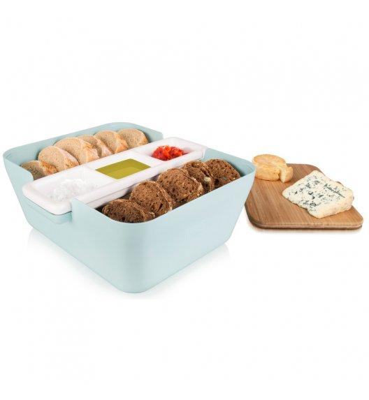 WYPRZEDAŻ! TOMORROW'S KITCHEN BREAD&DIP Pojemnik na pieczywo z deską do krojenia i serwowania / LENA