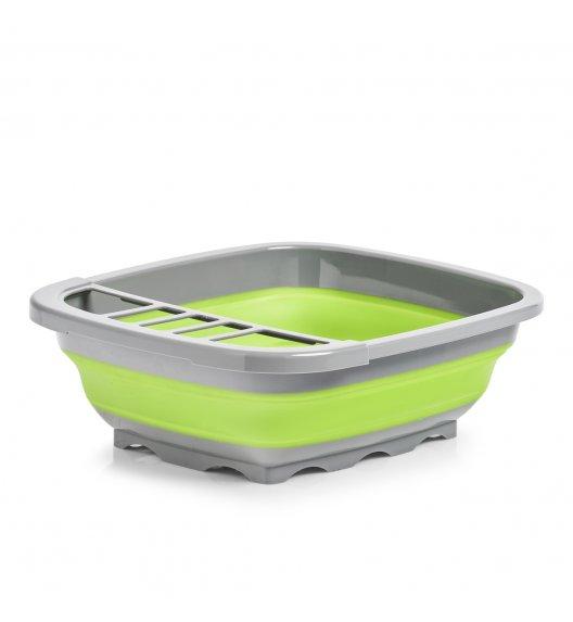 ZELLER Składany ociekacz na naczynia / tworzywo sztuczne
