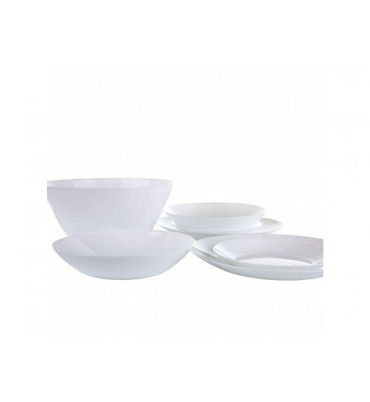 ARCOPAL ZEILE Komplet obiadowy 19 el dla 6 os / Szkło hartowane / 12005