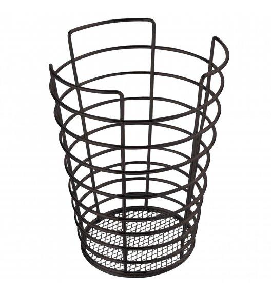TADAR ISLA Koszyk do przechowywania 16 x 22 cm / czarny