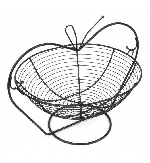 TADAR Koszyk kołyska na owoce / czarny