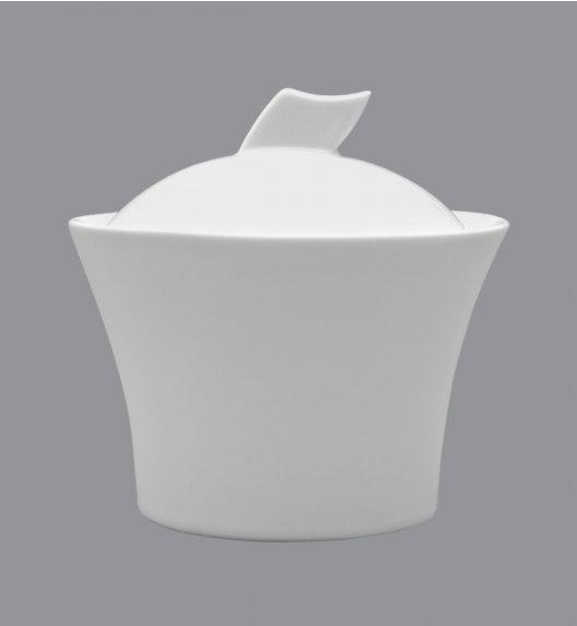 PROMOCJA! LUBIANA WING Cukiernica 250 ml + pokrywka / 2 el / porcelana