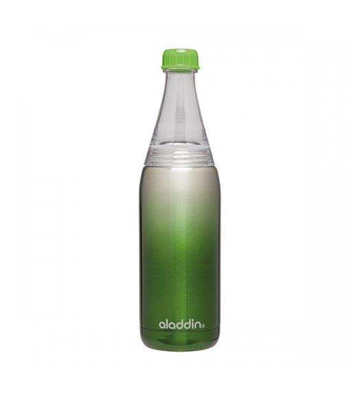 ALADDIN FRESCO TWIST&GO Butelka z izolacją próżniową 600 ml / zielona