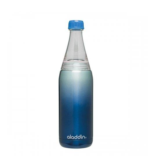 ALADDIN FRESCO TWIST&GO Butelka z izolacją próżniową 600 ml / niebieska