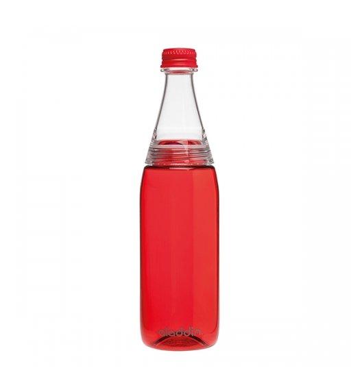 ALADDIN FRESCO TWIST&GO Butelka z podwójną zakrętką 700 ml / czerwona