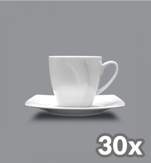 LUBIANA CELEBRATION 30 x Filiżanka do espresso 90 ml + spodek 12 cm / cena netto 8,50 zł / szt.