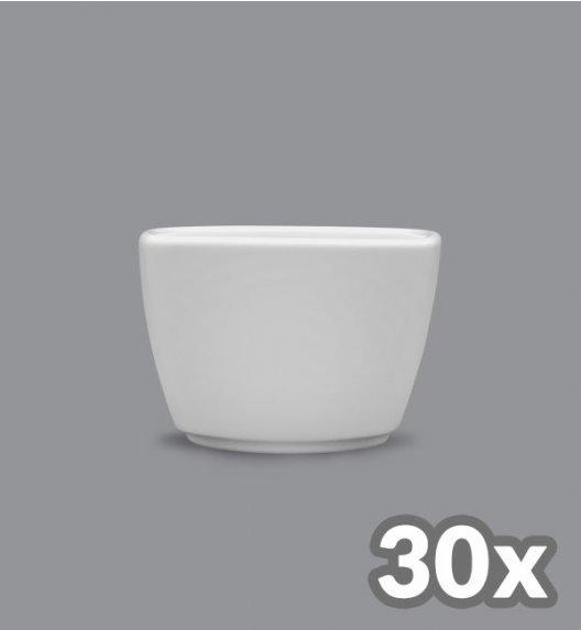 LUBIANA VICTORIA 30 x Czarka degustacyjna / na przystawki 200 ml / porcelana
