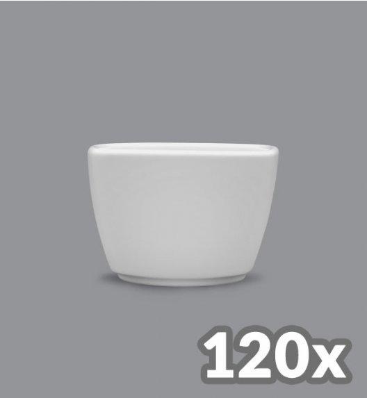 LUBIANA VICTORIA 120 x Czarka degustacyjna / na przystawki 200 ml / porcelana